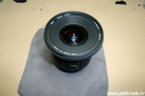 Sigma 17-35 2.8-4 monture Canon