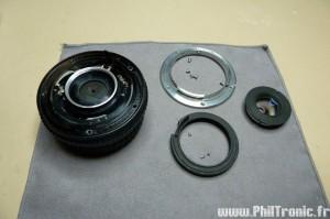 Pentax-M 1:2.8 28mm